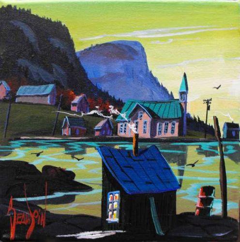 2009-09-14 Sur la rive