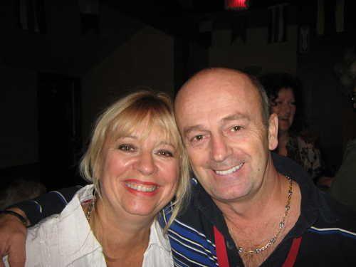 Louise Marion & Daniel Vincent