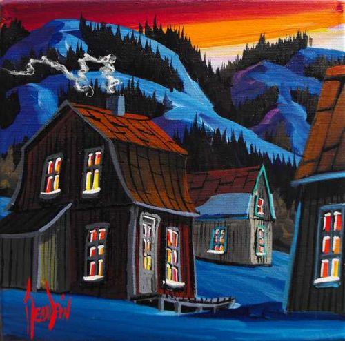 2009-11-09 Petit Saguenay