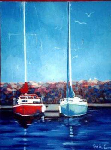 A Pair of Sail Boats!