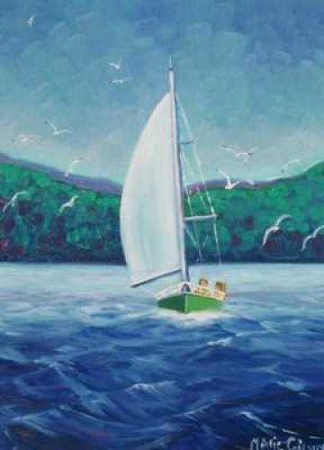 Romantic Sail !