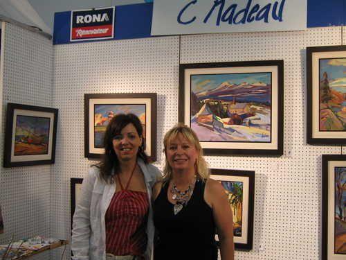 Christine Nadeau & Louise Marion