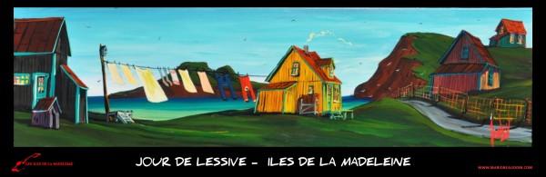 JOUR DE LESSIVE