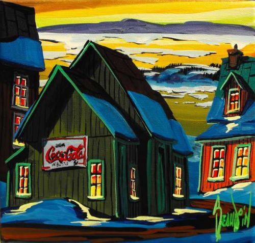 2009-12-08 L'ANNONCE DE COKE