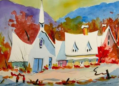 Un village de rêve