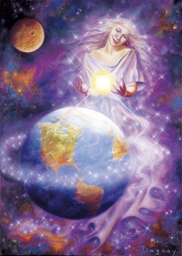 Light on the world