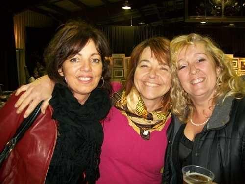 Christine Nadeau, Josée Perreault & Maryse Proulx