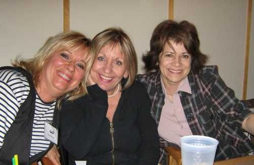 Louise Marion , Pierrette joly et Martine Tremblay