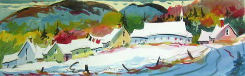 Village du Nord