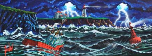 18 X 48 THE STORM