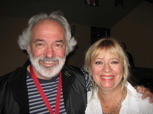 Michel Desmarais & Louise Marion