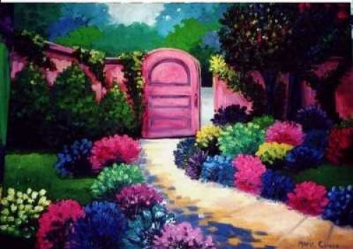 Fermons la porte du jardin!