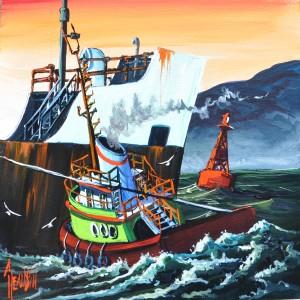 Baie Comeau Tugboat