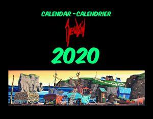 CALENDRIER 2020