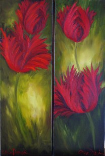 Rouge Ara I et II