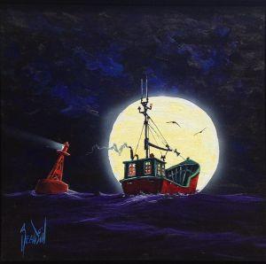16x16 moonlight