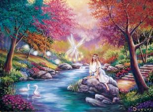 La féérie de la nature