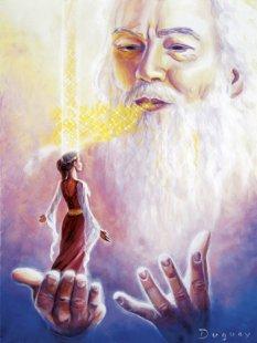 The magic of God