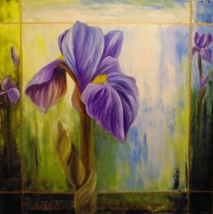 Iris Botanique