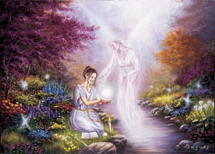 Love reappears