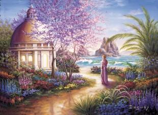 Retours au temple intérieur