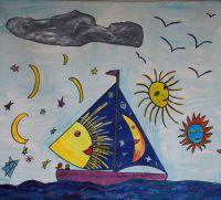 Astres (Lune & soleil)