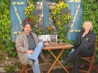 Yvon St-Aubin, Artiste peintre & Louise Marion