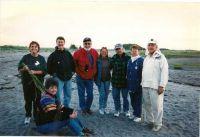 1997 la gang du Symposium de Kamouraska