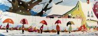 Parapluie blues