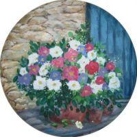 Pot de fleurs!