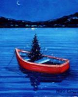 Le canot lumineux!