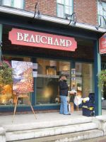 2009 devant la Galerie Beauchamp pour Reves d'Automne