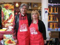 Marc St-Jean & Louise Marion