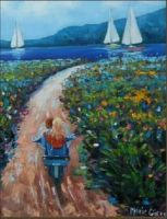 A summer stroll!