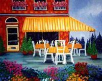 The Corner Café!
