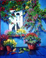 A Charming Garden!
