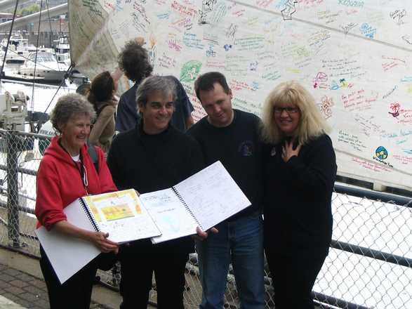 Journées de la Culture - Vieux Port de Montréal - Vendredi 28 septembre 2007