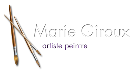Marie Giroux - Painter artist