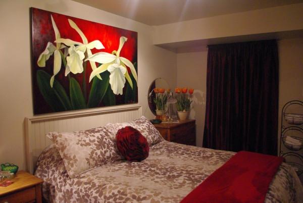 Chambre La Tulipe
