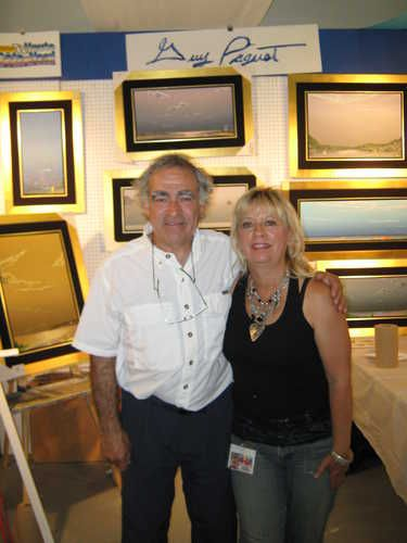 Guy Paquet & Louise Marion