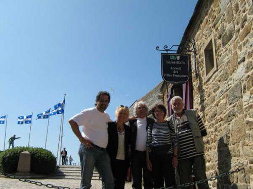 11. Quebec place , Saint-Malo