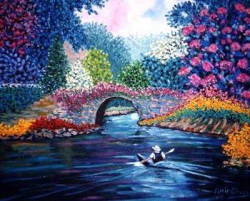 The Kayak!