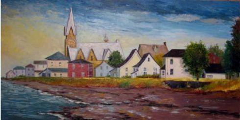 Baie-des-Sables, Gaspésie
