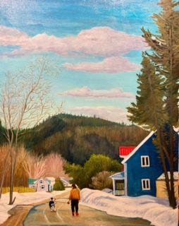 Chemin des Messieurs, Petit-Saguenay