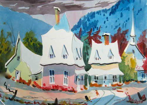 Village du Québec