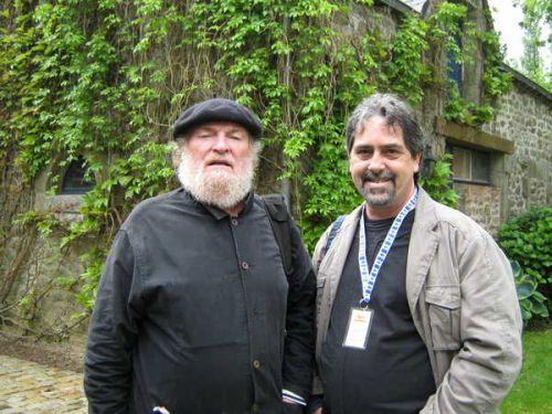 03. Avec Paul Simier du journal de Montréal