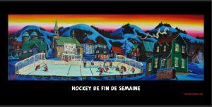 HOCKEY DE FIN DE SEMAINE
