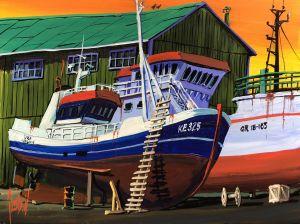 KEFLAVIK SHIPWARD
