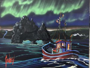 HVITSERKUR ICELAND