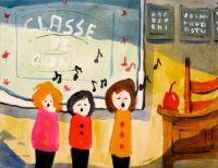 Classe de chant